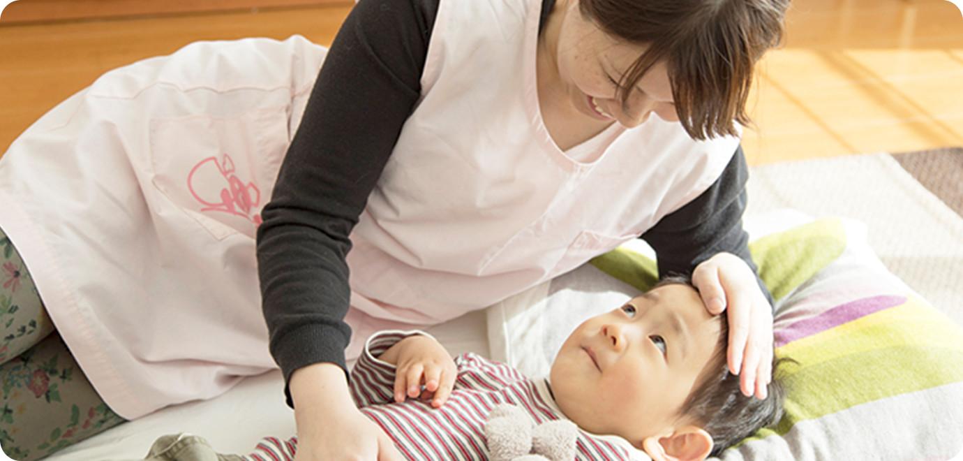 フローレンスの活動について 病児保育